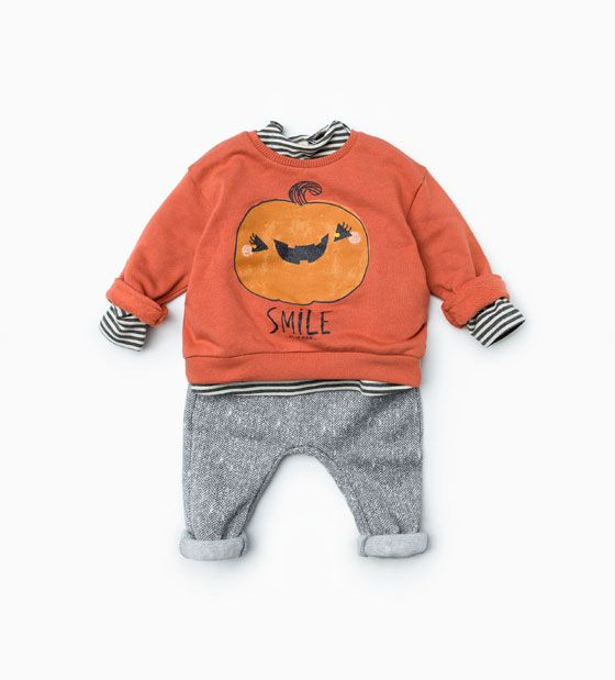 Halloween - Baby meisje   3 - 36 maanden - KINDEREN   ZARA België