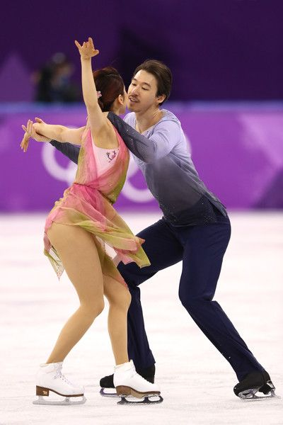 Image result for muramoto reed ice dance pyeongchang free