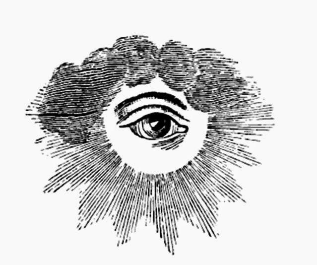 Los Simbolos Y Su Significado El Ojo De Dios O De La Providencia Su Significado Ojo De Dioses Ojo De La Providencia Como Dibujar Ojos