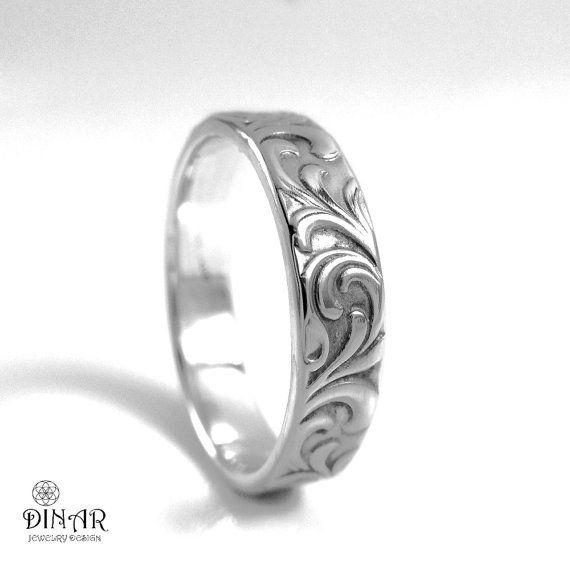 23 best Gregg Ring images on Pinterest | Wedding bands, Floral ...