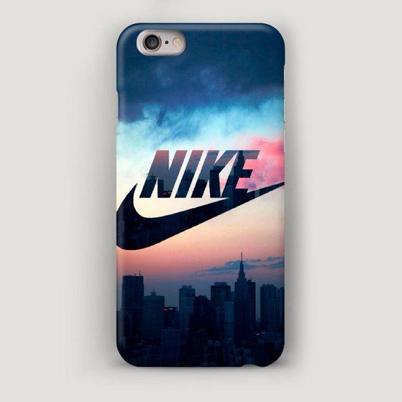 Aparte sátira bendición  Nike Phone Case. This case is made of eco-friendly plastic. We have full  wrap 3-D print, so all the sides and… | Nike iphone cases, Iphone 6s case,  Nike phone cases