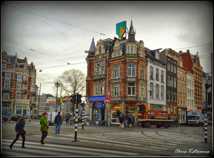 Travel in Clicks: Walkin' in Amsterdam