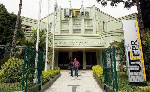 #Curitiba #UTFPR - Universidade Tecnológica Federal do Paraná