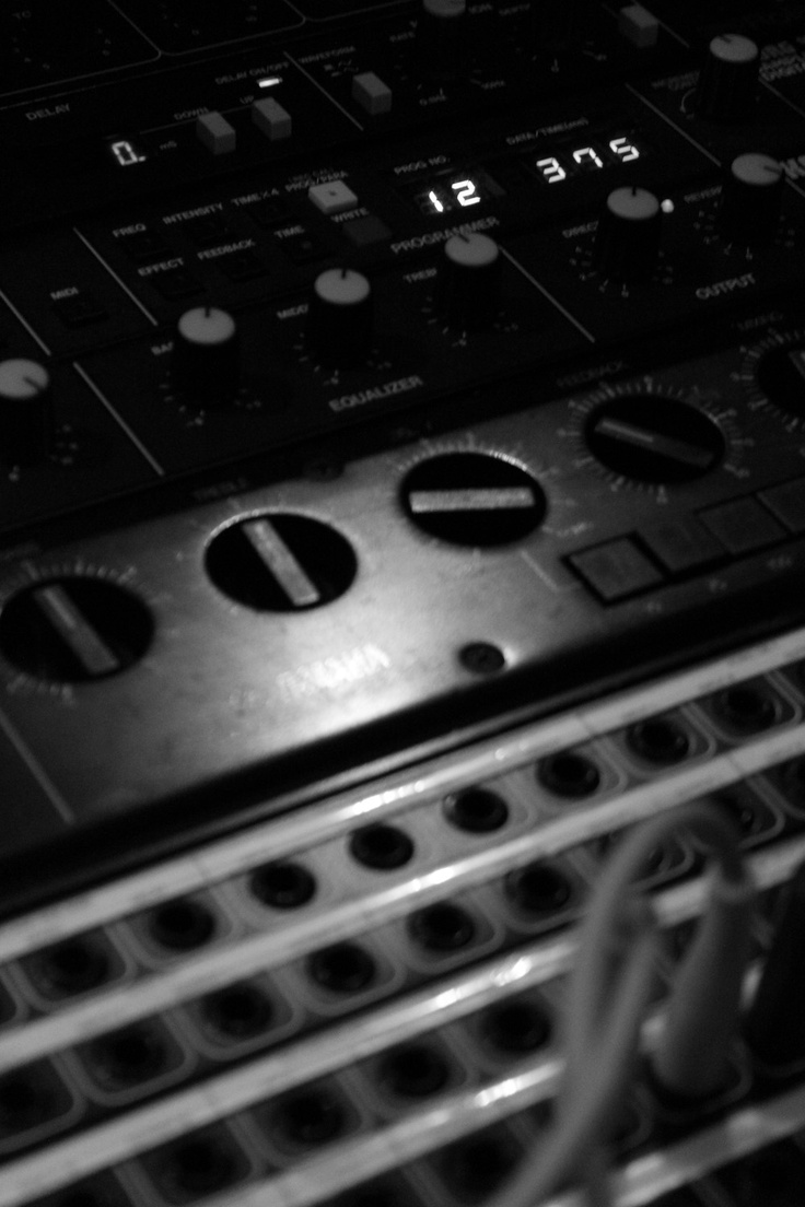 Studio blur.