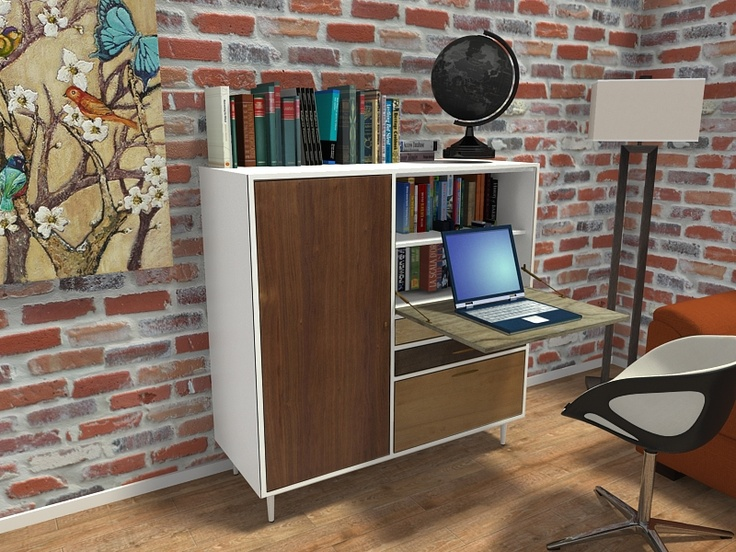 41 best home office ideas make it work images on for Ashley furniture room planner