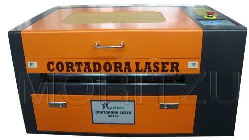 Cortadora Y Grabadora Laser Con Altura Regulable Moritzu - $ 56.870,00