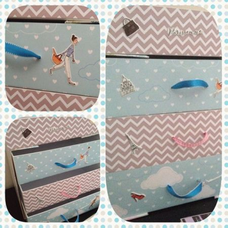 Recycler ses Box (style My little box) http://sixthematique.fr/selection-diy-special-recyclage/