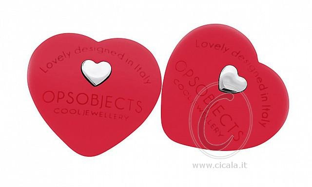 ❤ OPS! Earrings ❤ @ only €28,00 Register NOW on www.cicala.it for discount! Red color!