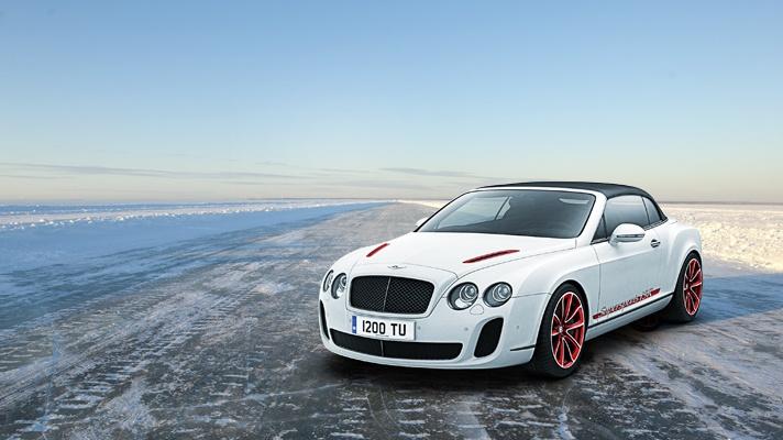 Bentley Continental GTC SS ISR driven full road test car review - BBC Top Gear - BBC Top Gear