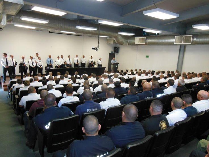 Prepara FGE a ochenta y ocho cadetes para integrarse a la Policía Estatal Única | El Puntero