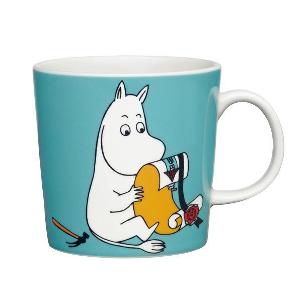 Moomintroll Moomin mug.