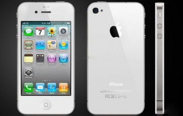 Original Factory Unlocked Apple iPhone 4 GSM GPS WIFI 5MP Camera 3.5 Screen 32 G