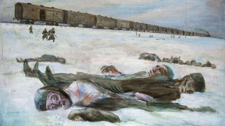 Х.А. Имагожев. Дорога смерти. 1994