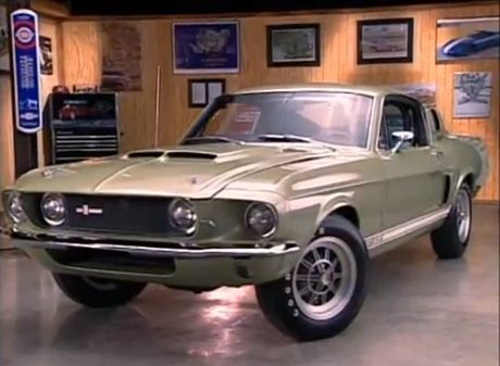 [VIDEO] American Muscle Car – Shelby GT350