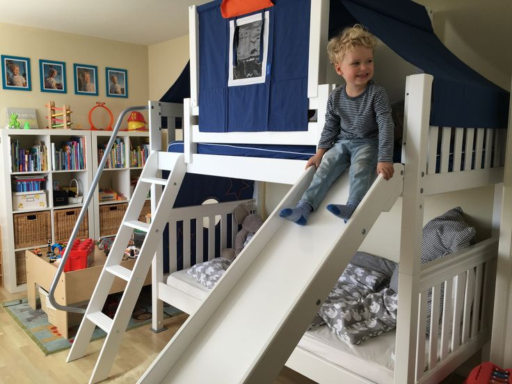 4 Kids Room Bunk Bed