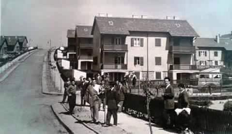 Levent, 1950'ler #istanbul #birzamanlar #istanlook #nostalji