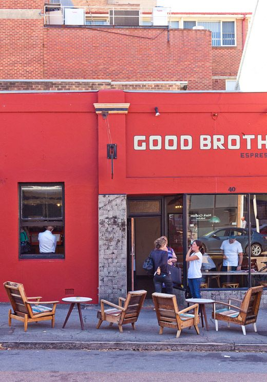 Good Brother Espresso | Newcastle, Australia - coffee shop around the corner from my work !!