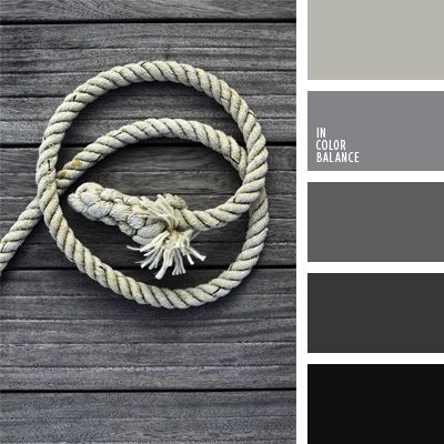 This monochrome color palette is remarkable that it is possible to add any bright color and it's not like it will not spoil, so feel free to experiment.