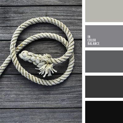 Esta paleta monocromática es espectacular: puedes combinar sus colores con cualquier tono vivo sin perjudicarla. ¡Experimenta!