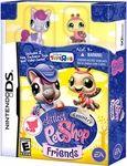 Name: Littlest Pet Shop Country Bundle Manufacturer: Hasbro Series: Nintendo DS Release Date: October 2009 For ages: 4 and up Details (Description): Grab your friends and your favorite Littlest Pets