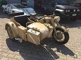 BMW R75 from 1943, Oldtimer Garage
