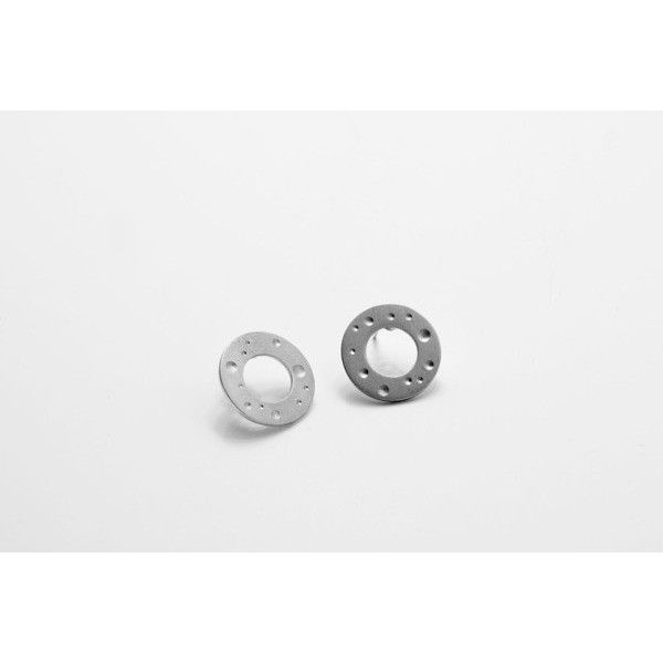 Boucles d'oreilles WASHER CIRCLE