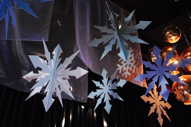 Christmas installation designed, created and built by Kingston Lafferty Design in Cork, Ireland. Www.kingstonlaffertydesign.com