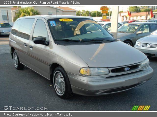 pumice pearl metallic 1995 ford windstar gl beige interior gtcarlot com vehicle archive 58969944 in 2020 ford windstar ford beige interior pumice pearl metallic 1995 ford