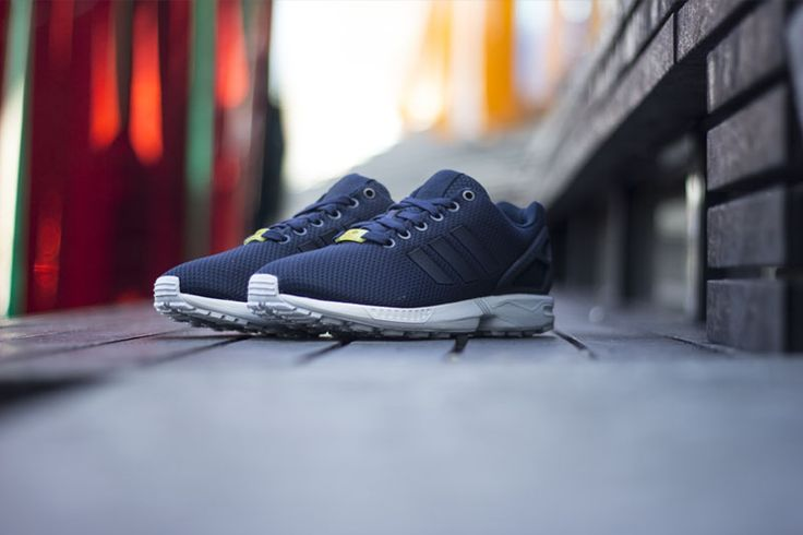 adidas ZX FLUX M19841 Blue this adidas sneaker is now available at http://www.frontrunner.nl