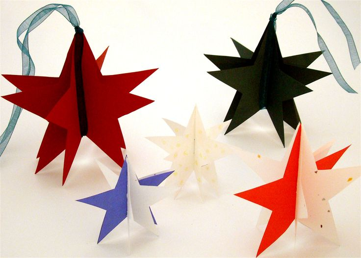 Image detail for -Christmas Paper Decorations | Paper Christmas Decorations | How to ...