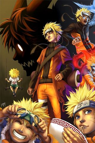 Naruto 2 Android Wallpaper HD