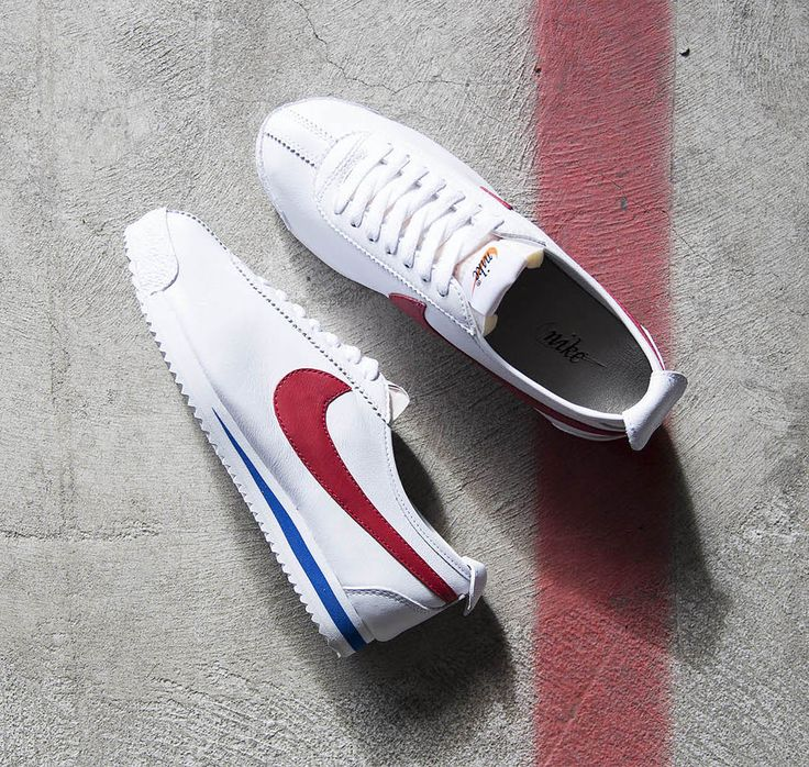 NIKE SPORTSWEAR CORTEZ '72 (WOMENS) QUICKSTRIKE: White/Red/Royal | Available at HYPE DC