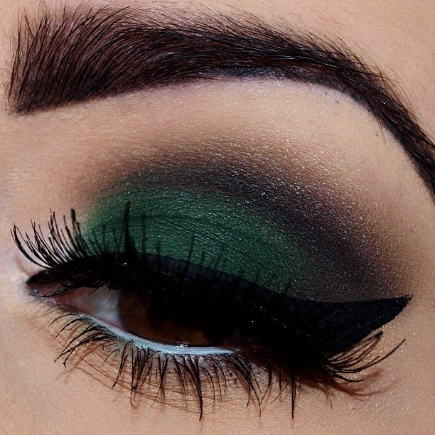 Here's how to apply top eyeliner perfectly http://www.burlexe.com/how-to-apply-top-eyeliner/