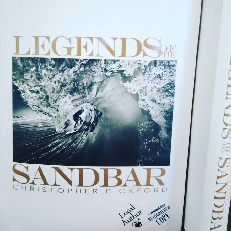 Legends of the Sandbar is a gorgeous tribute to the Outer Banks by talented local photographer Chris Bickford. Just released this week! #islandbookstoreobx #readeveryday #chrisbickford #outerbanksmagazine