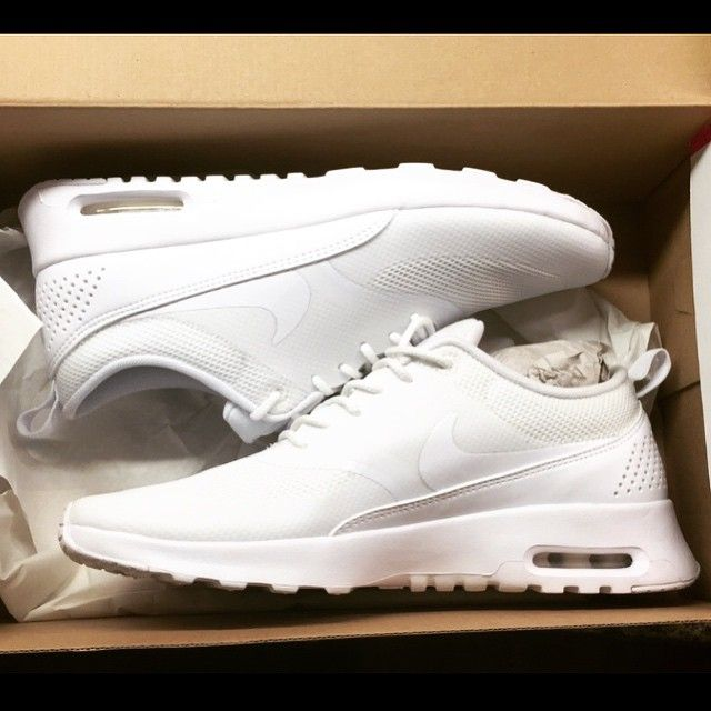 25+ Best Ideas about Nike Air Max White on Pinterest | Nike air max trainers, Nike air max and Black nike running shoes