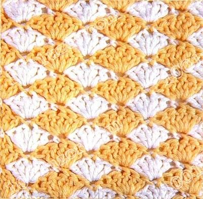 Crochet Stitch Reference : ... crochet cxema afghans crochet pattern stitches bebe crochet crochet