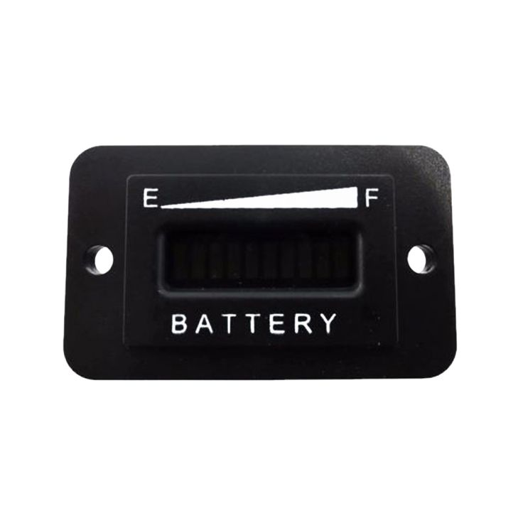 48V Volt Battery Indicator Meter Gauge for Club Car Yamaha Golf Cart – forklift parts and accessories