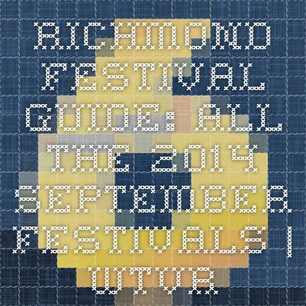Richmond Festival Guide: All the 2014 September festivals | WTVR.com