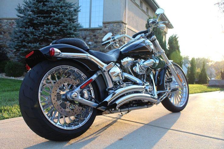 eBay: 2013 Harley-Davidson Other 2013 Harley Davidson CVO Breakout #harleydavidson