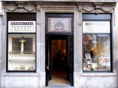 Herboristerie Moderne - La Boutique
