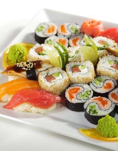 Делаем суши дома: секреты приготовления