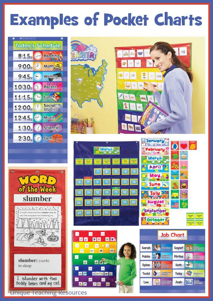 Classroom Calendar Chart : Are you looking for a pocket chart your classroom
