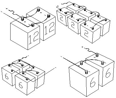 12v series wiring series free download printable wiring diagrams rh maylocnuoc123 com 24 Volt AC Wiring Diagram 24 Volt Trolling Motor Wiring Diagram