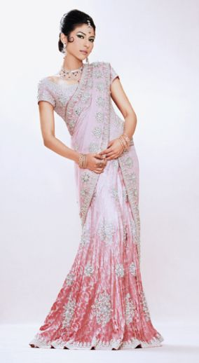 I love this Indian sari!