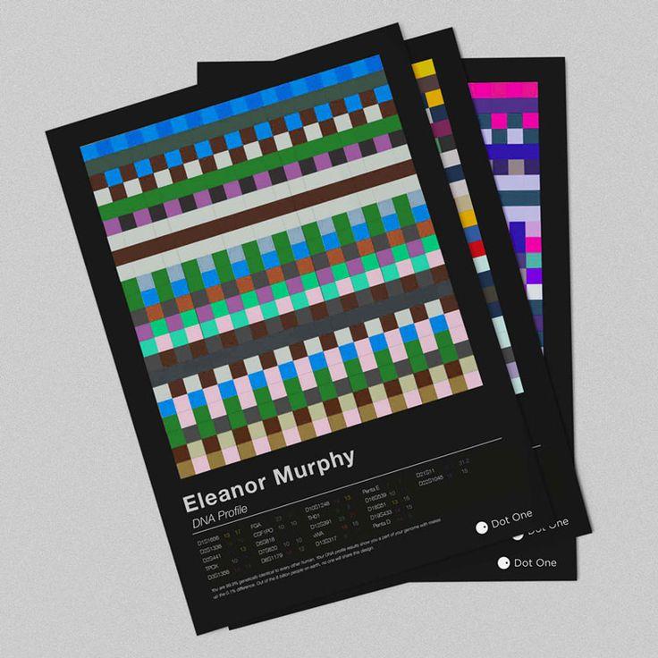 [Insolite] - Vous allez maintenant pouvoir imprimer votre ADN en couleurs