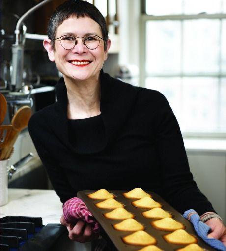 Dorie Greenspan Shares Her Best Baking Tips & Lemon Madeleines #recipe http://www.tastebook.com/recipes/4199462-Lemon-Madeleines