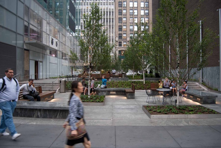 29 best images about pocket parks and parklets on pinterest beijing interview and public - Small urban spaces image ...