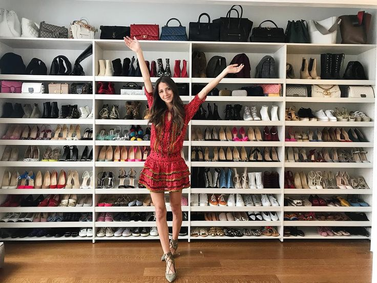 """45.2k Likes, 1,634 Comments - Arielle Noa Charnas (@somethingnavy) on Instagram: """"My dream closet is complete! Thank you @imagine.it.done ❤️"""""""