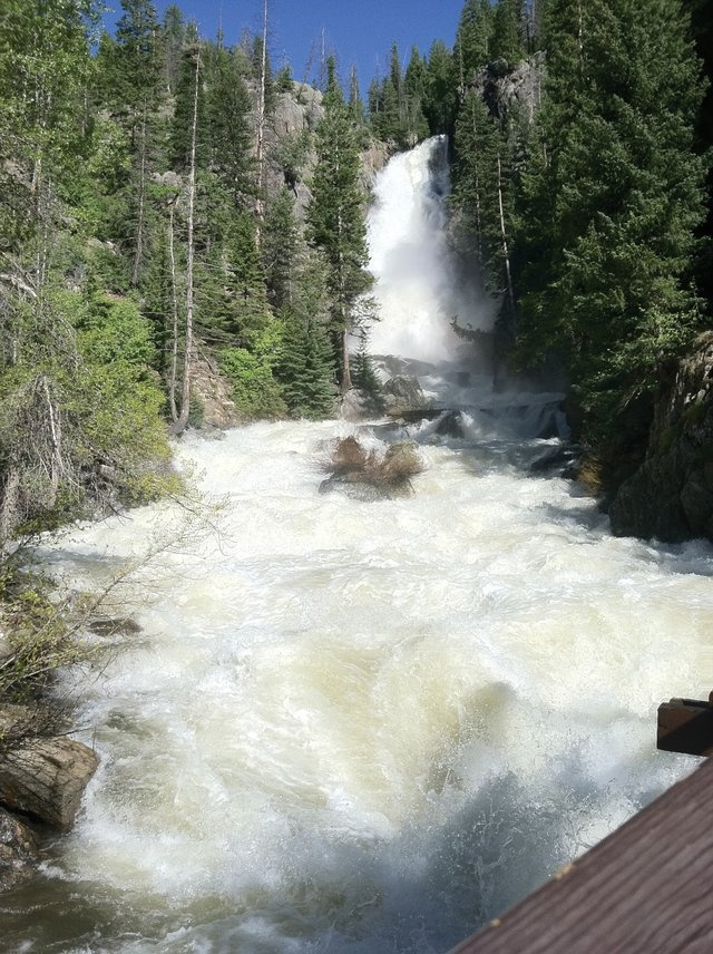 15 best images about hiking steamboat on pinterest flats for Fish creek falls