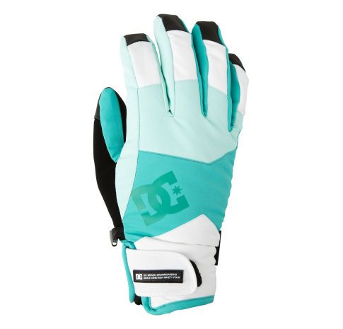 Women's Seger Snowboard Gloves - DC Shoes